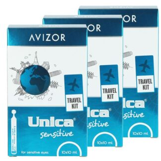 Unica sensitiv 3 x 10 x Monodosen à 10 ml All-in-One Lösung