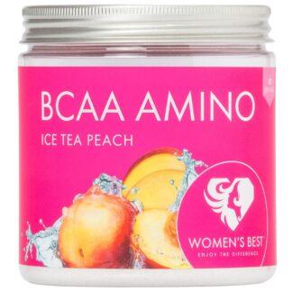 WOMENS BEST BCAA Amino - Eistee Pfirsich