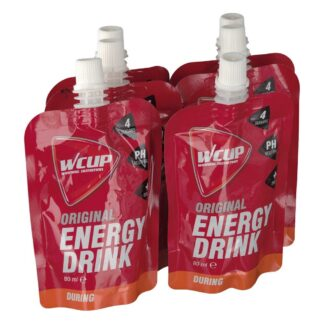 Wcup Energy Drink Original 5+1