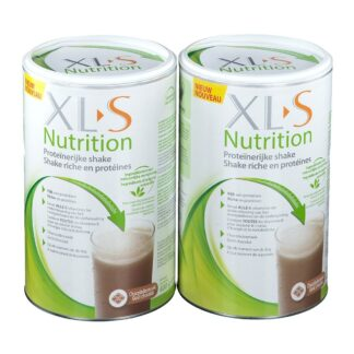XL-S Nutrition Proteinshake Schokolade