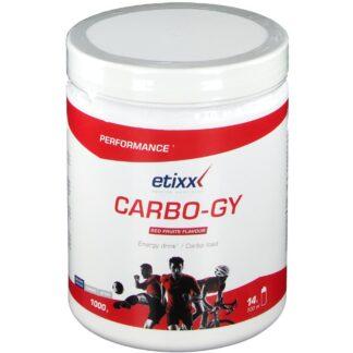 etixx Carbo-Gy Rote Früchte Geschmack