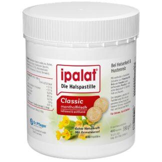 ipalat® Halspastillen classic