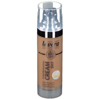lavera TINTED MOISTURISING CREAM 3IN1 Q10 03 honey sand