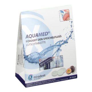 miradent Aquamed Mundtrockenheits-Lutschtablette