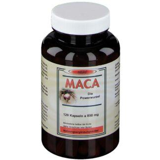 nakuto® MACA 850 mg
