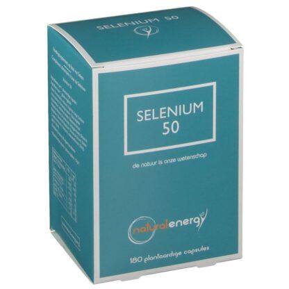 naturalenergy Selenium 50
