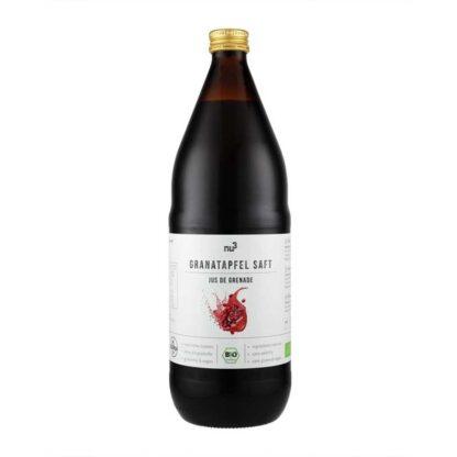 nu3 Bio Granatapfel Saft
