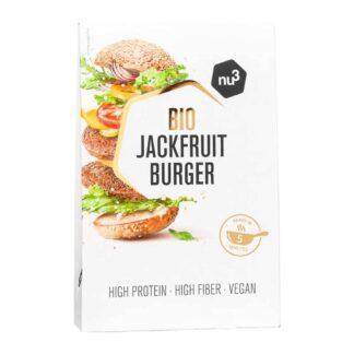 nu3 Bio Jackfruit Burger