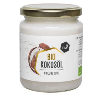 nu3 Bio Kokosöl, nativ