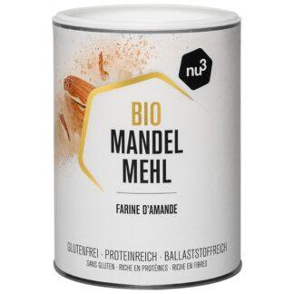 nu3 Bio Mandelmehl, glutenfrei