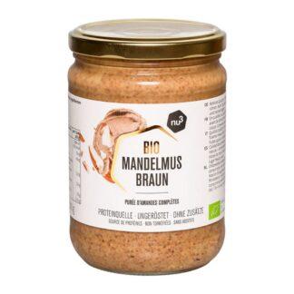 nu3 Bio Mandelmus, braun