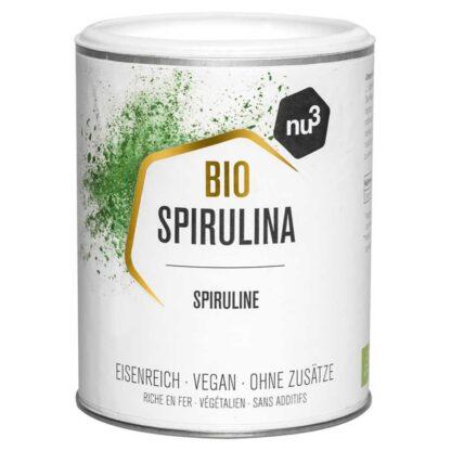 nu3 Bio Spirulina, Pulver