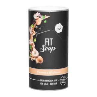 nu3 Fit Protein-Suppe Creamy Mushroom