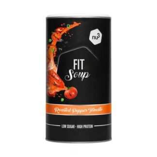 nu3 Fit Protein Suppe, Roasted Pepper & Tomato