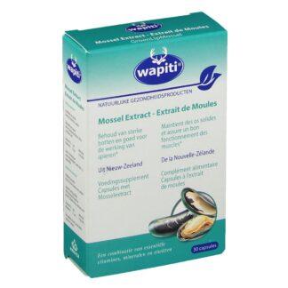 wapiti® Muschelextrakt