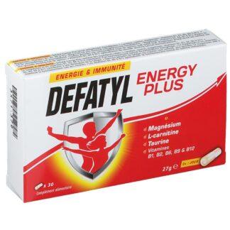 Defatyl Energy Plus Kapseln