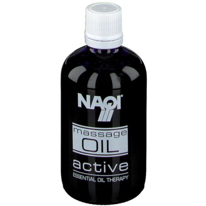 NAQI® Massageöl Aktiv