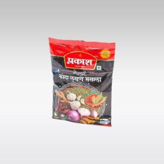 Prakash Kolhapuri Special Kanda Lassan Masala 200g