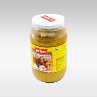 Priya Ginger Garlic Paste 1 Kg