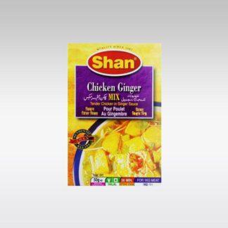 Shan Ginger Chicken Mix 50g
