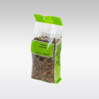 Suma Hemp Seeds Organic 250g