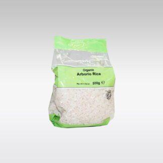 Suma Organic Rice Arborio 500g