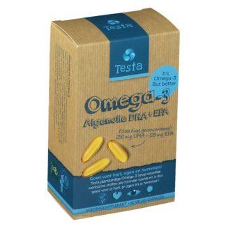 Testa Omega-3 Algenöl DHA+EPA