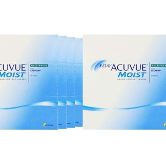 1-Day Acuvue Moist Multifocal 8 x 90 Tageslinsen Sparpaket 12 Monate