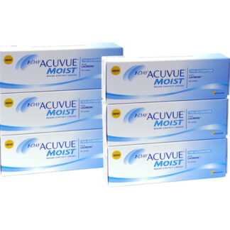 1-Day Acuvue Moist for Astigmatism 2x90 Tageslinsen Sparpaket 3 Monate