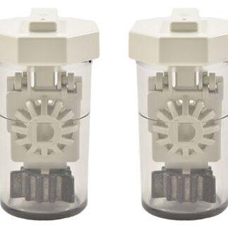 2 Behälter für Lensy Care 4