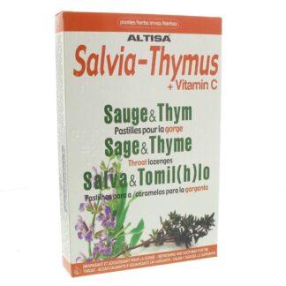 ALTISA® Salbei & Thymian Halsbonbons