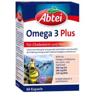 Abtei Omega-3 Plus
