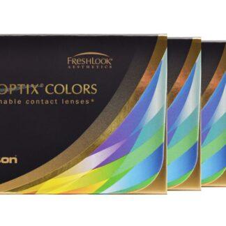 Air Optix Colors 4 x 2 farbige Monatslinsen