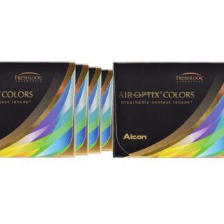 Air Optix Colors 8 x 2 farbige Monatslinsen