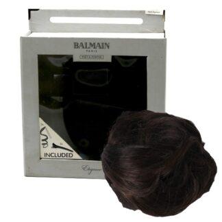 Balmain Clip in Blum Memory Hair dark espresso Elegance