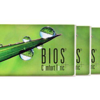 Bios Comfort Toric 4 x 6 Monatslinsen