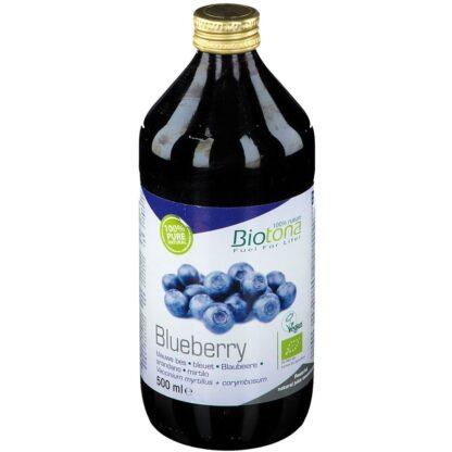 Biotona Bio Blaubeere Saftkonzentrat