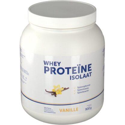 DeBa Pharma Whey Protein Isolaat Vanille