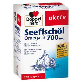 Doppelherz® aktiv Seefischöl