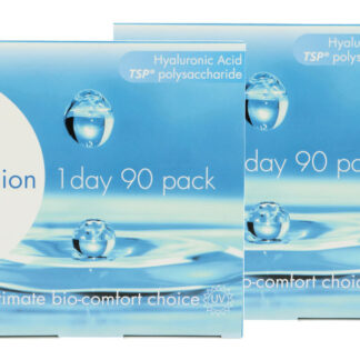 Fusion 1 Day 2x90 Tageslinsen Sparpaket 3 Monate