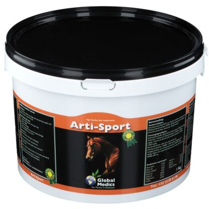 Global Medics Arti-Sport