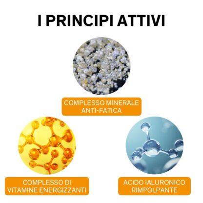 LIERAC MÉSOLIFT C15 Anti-Müdigkeits-Konzentrat