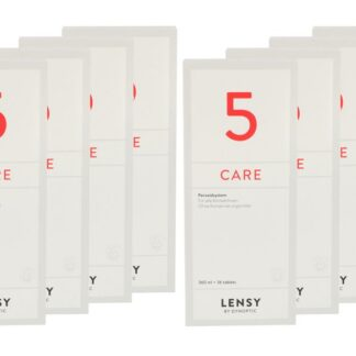 Lensy Care 5 8 x 360 ml Peroxidlösung