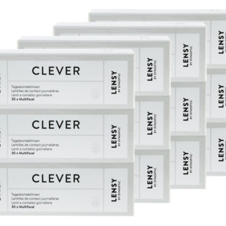 Lensy Daily Clever Multifocal 2x180 Tageslinsen Sparpaket 6 Monate
