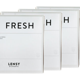Lensy Daily Fresh Spheric 2x180 Tageslinsen Sparpaket 6 Monate