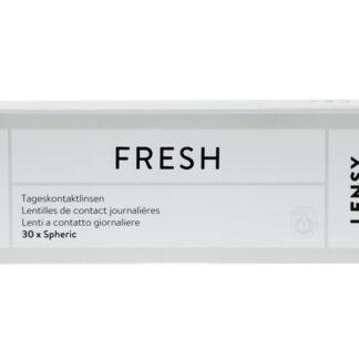 Lensy Daily Fresh Spheric 30 Tageslinsen