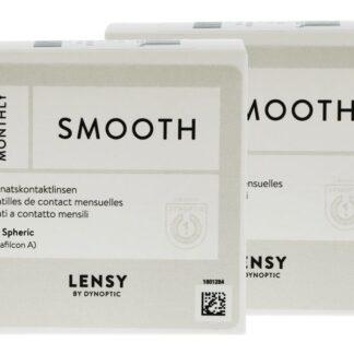 Lensy Monthly Smooth Spheric 2 x 6 Monatslinsen