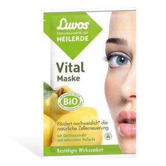 Luvos-Heilerde Vital-Maske