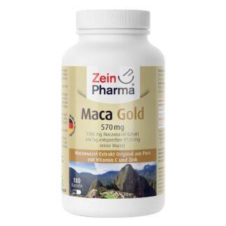 MACA Kapseln GOLD 570 mg ZeinPharma