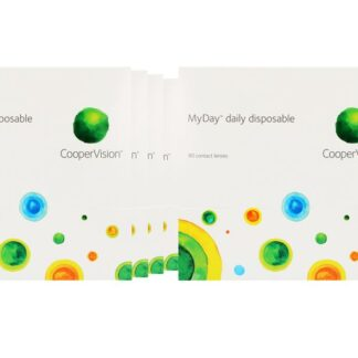 MyDay daily disposable 8 x 90 Sparpaket 12 Monate Tageslinsen
